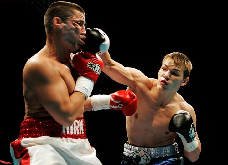 Fedor Chudinov vs Shawn Kirk