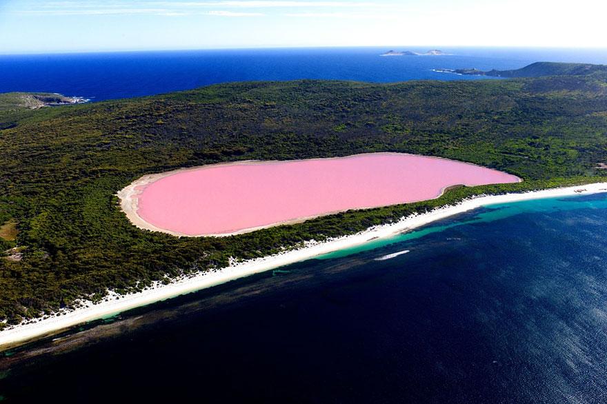 Jezioro Hillier (Australia)