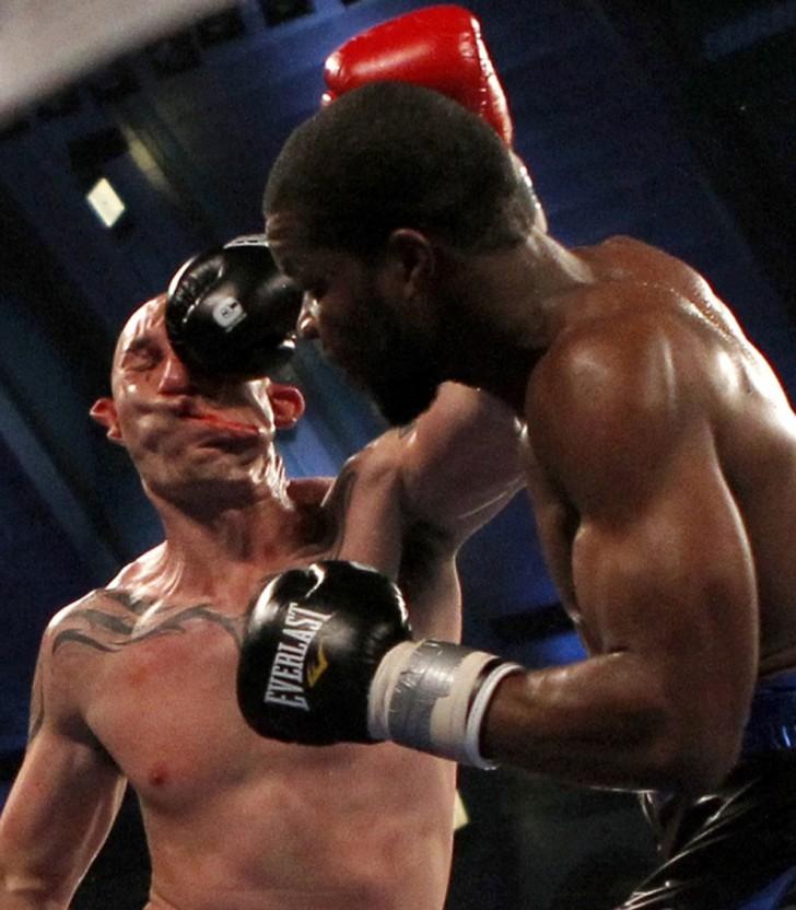 Lavarn Harvell vs Tony Pietrantonio