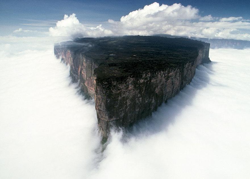 Góra Roraima (Ameryka Południowa)