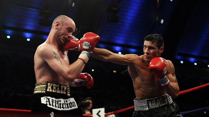 Sergio Martinez vs Kelly Pavlik