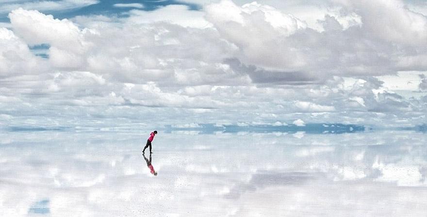 Salar de Uyuni (Boliwia)