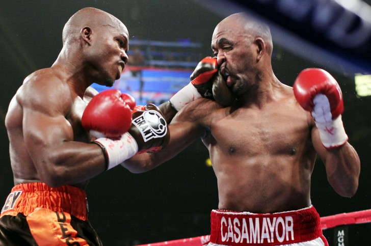Timothy Bradley vs Joel Casamayor