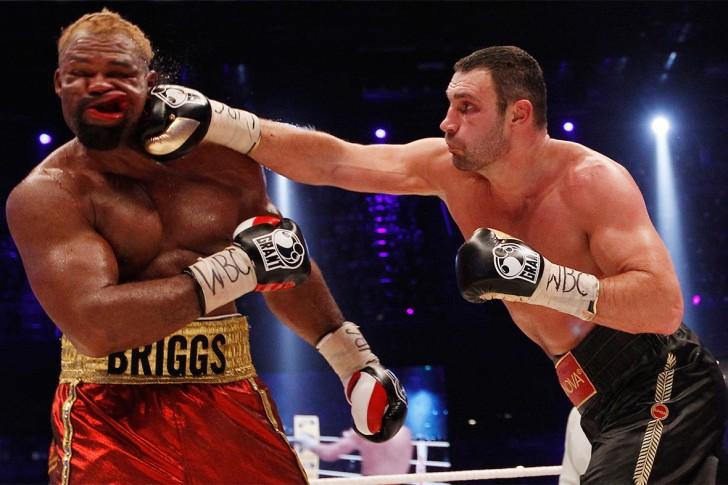 Vitaly Klitschko vs Shannon Briggs
