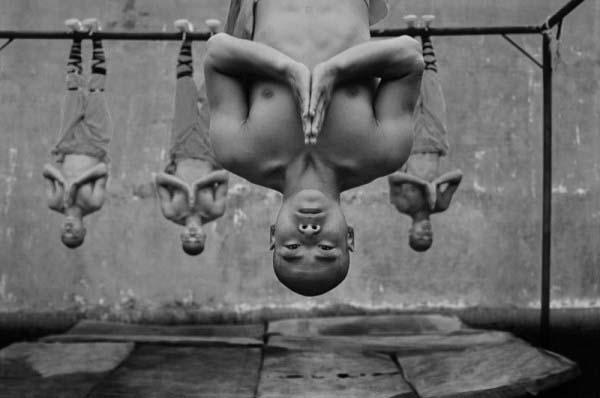 Trening Mnichów z Shaolin