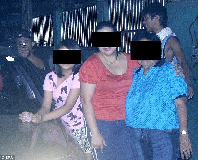 Filipiński polityk zrobił to zdjęcie swojej rodzinie na chwilę przed tym, jak został zastrzelony.