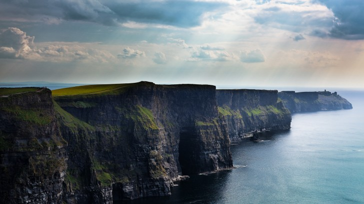 Klify Moher, Irlandia