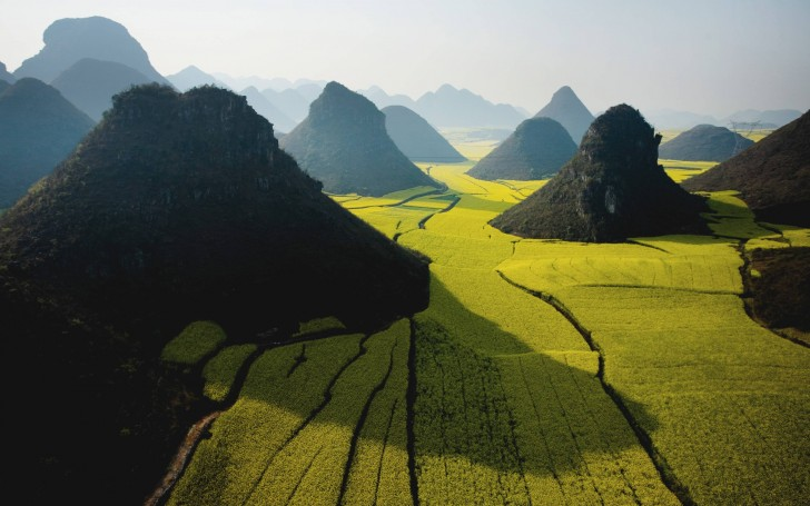 Luoping, Yunnan, Chiny