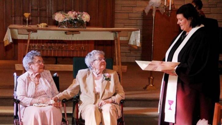 Para z Iowa wreszcie może wziąć ślub, po 72 latach wspólnego życia