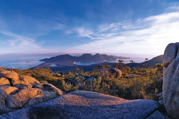 Park Narodowy Freycineta, Tasmania
