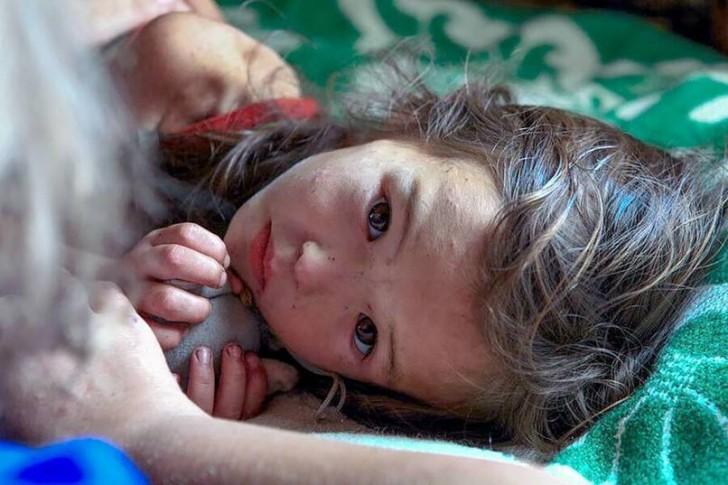 Dziewczynka, która przetrwała 11 dni w syberyjskim lesie