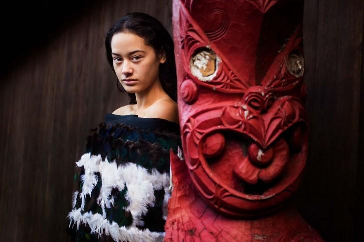 Świątynia Maori, Nowa Zelandia