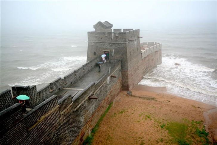 Tam gdzie kończy się Wielki Mur Chiński