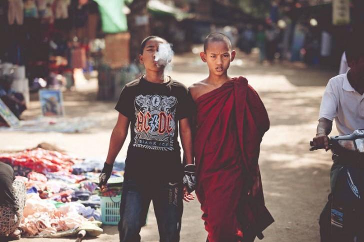 Mnich i jego brat