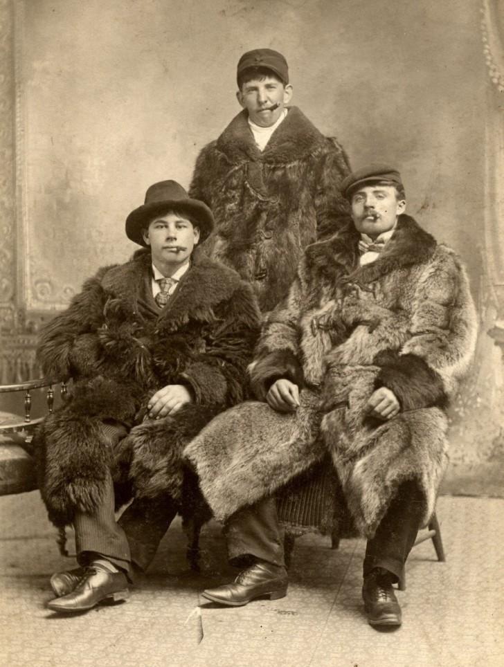 Stare zdjęcie rodzinne (początek XX wieku)