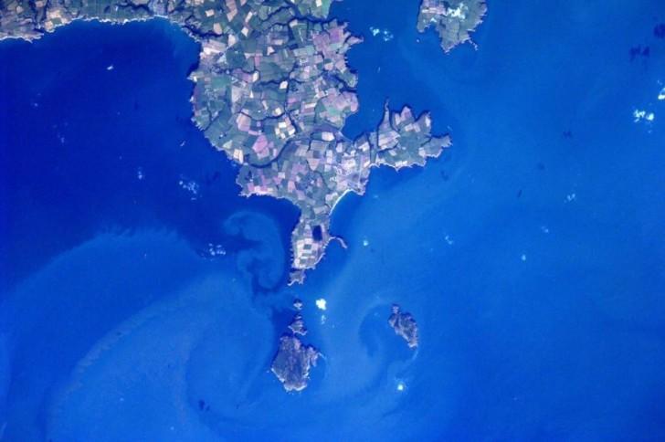 Wybrzeże Anglii.
