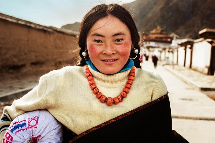 Tybet, Chiny