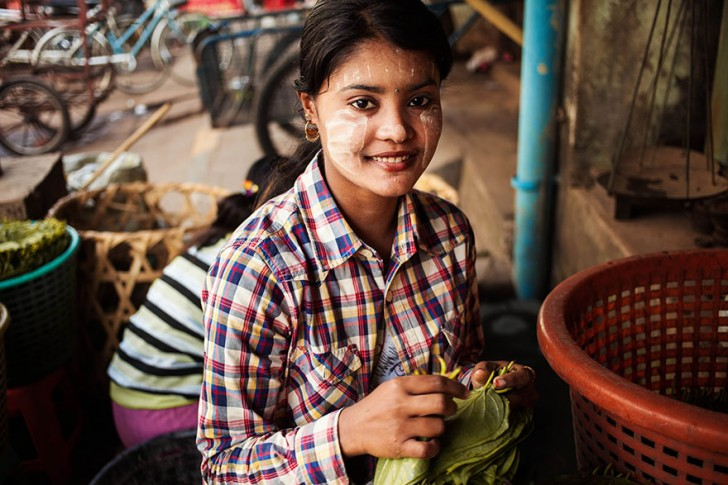 Mulmejn, Birma