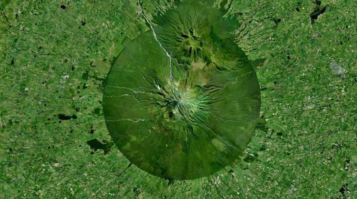 Góra Taranaki, Nowa Zelandia