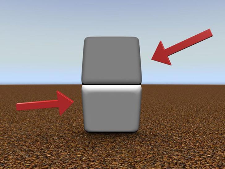 Myślisz, że oba klocki są różnego koloru? Zakryj czymś połączenie między nimi i spójrz ponownie.