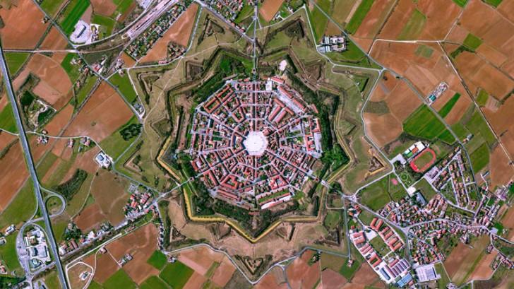 Palmanova, Włochy