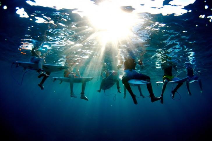 Kategoria: Lifestyle Fotograf: Morgan Maassen Sportowcy: Jake Marshall, Taylor Clark, Frankie Harrer, Colt Ward, Thelen Whorrell, Nolan Rapoza, Dryden Brown Miejsce: Tavarua, Fidżi