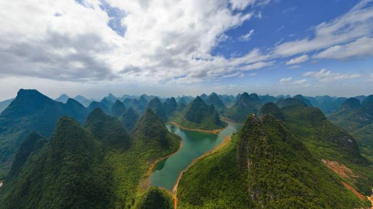 Park Narodowy w Guilin, Chiny
