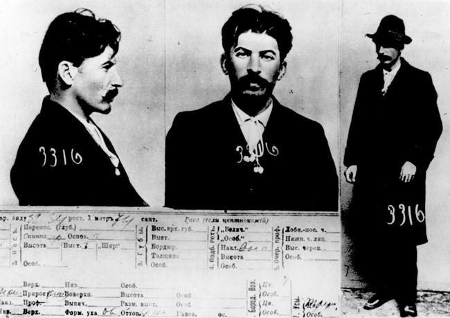Akta Józefa Stalina z archiwów Ochrany, 1911