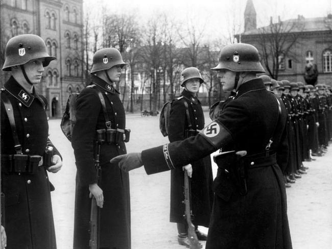 Osobiści ochroniarze Hitlera, Berlin, 1938