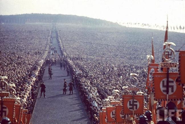 Zjazd nazistów w Buckebergu, 1934