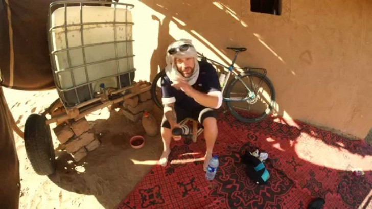 Saharyjskie sztuczki: Chłodzenie wody bez prądu | unitedcyclists