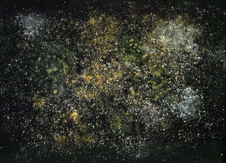 Galaktyka - oliwa, olej sezamowy, kminek, cynamon, mąka.