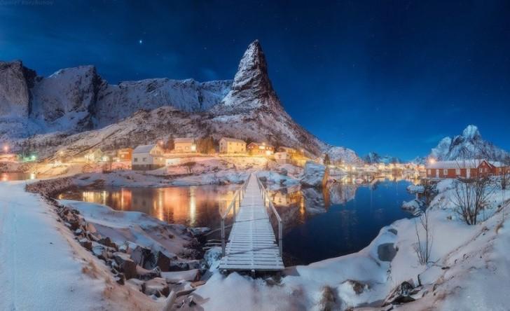 Lofoten, Norwegia