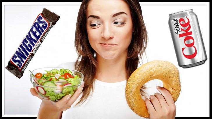 20 powszechnych mitów na temat odżywiania
