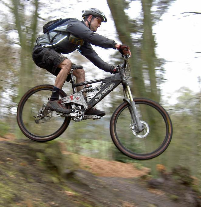 Rower górski, autor: Andy Armstrong. Źródło: Wikipedia.pl
