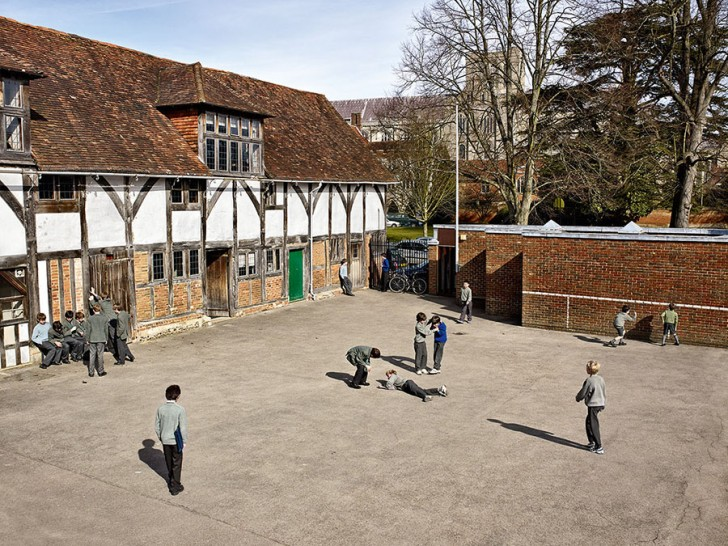 Pilgrim's School, Winchester, UK