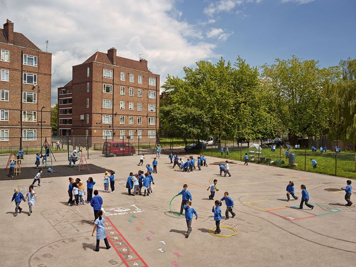 Seabright Primary School, London