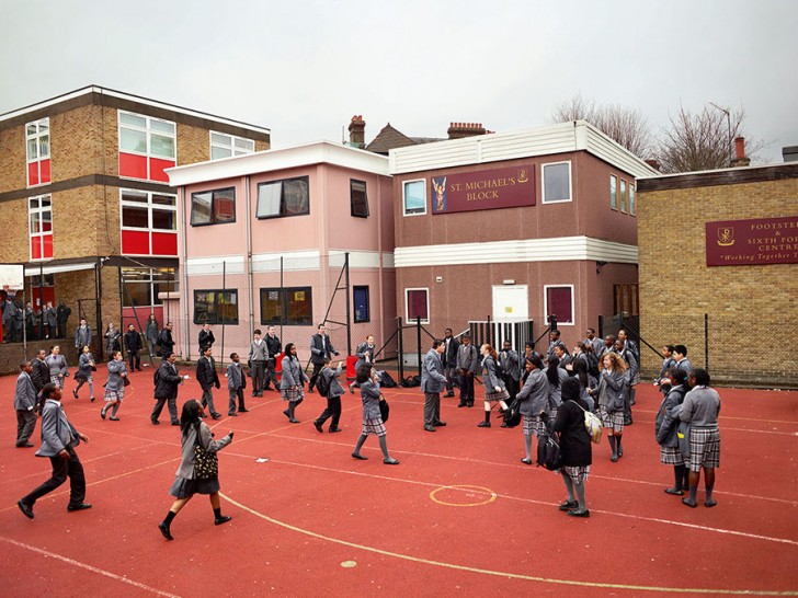 Sacred Heart Catholic Secondary School, London