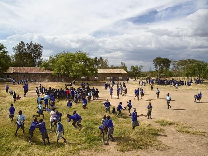 Manera Primary School, Naivasha, Kenya