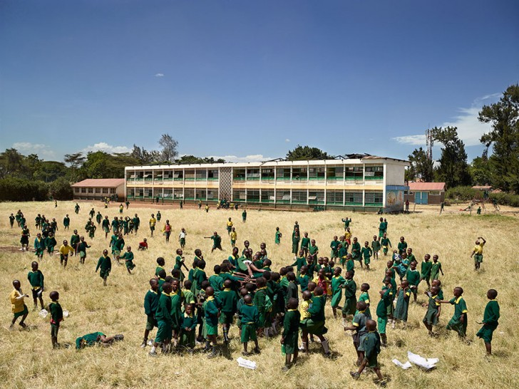 Kaloleni School, Nairobi, Kenya