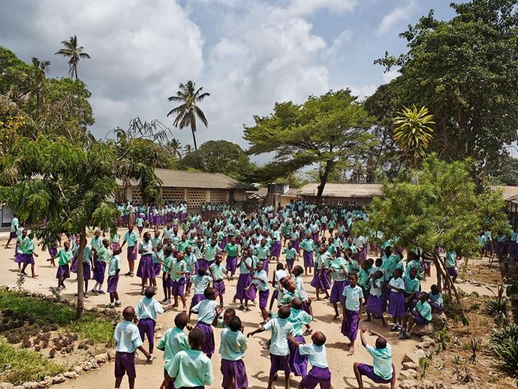 Freretown Community Primary School, Mombasa, Kenya