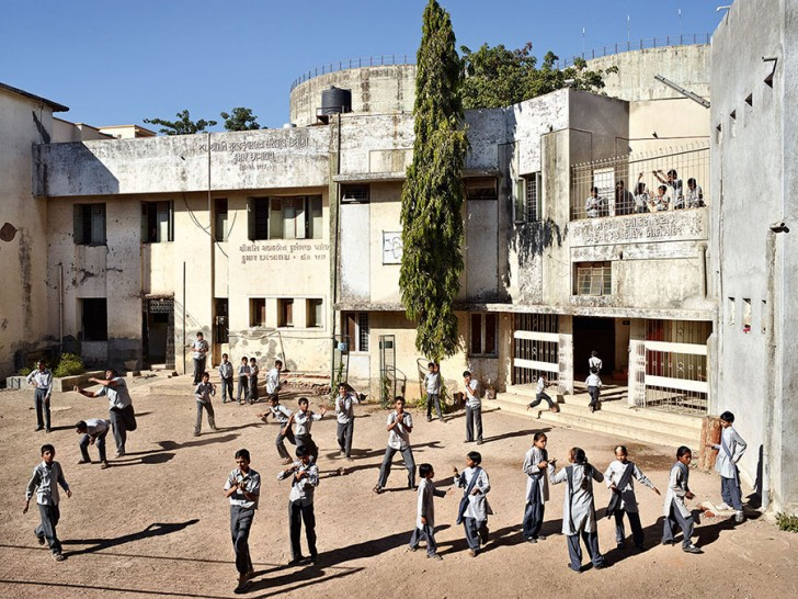 Virani Deaf and Dumb School, Rajkot, Gujarat, India