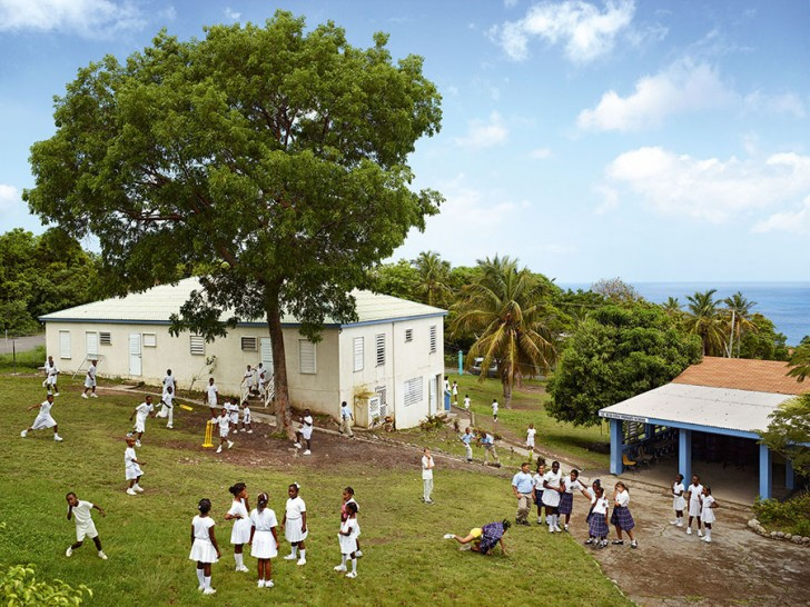 St. Agustine Roman Catholic School, Palm Loop, Montserrat