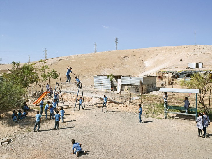 Al Khan Al Ahmar Primary School, Area C, Jericho, West Bank