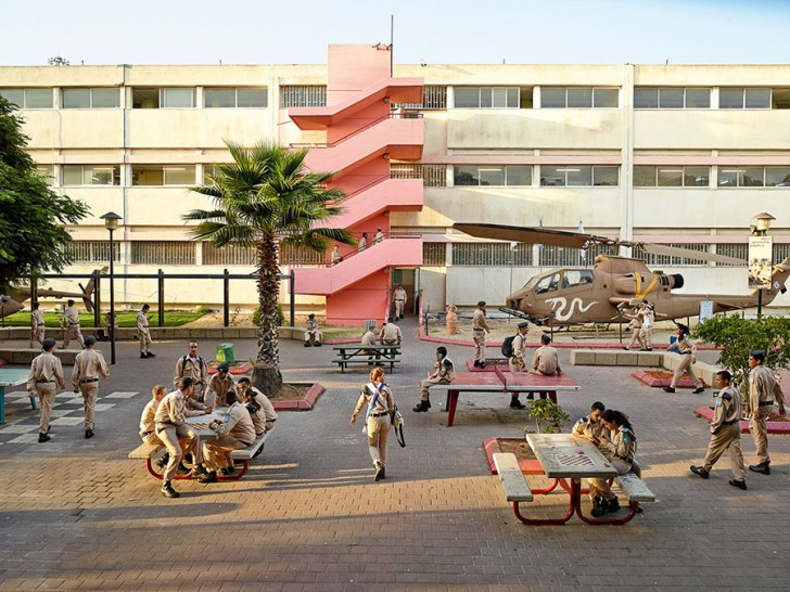 Holtz High School, Tel Aviv, Israel