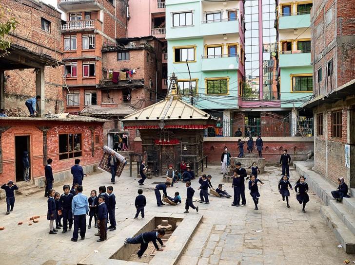 Bhakta Vidyashram, Kathmandu, Nepal