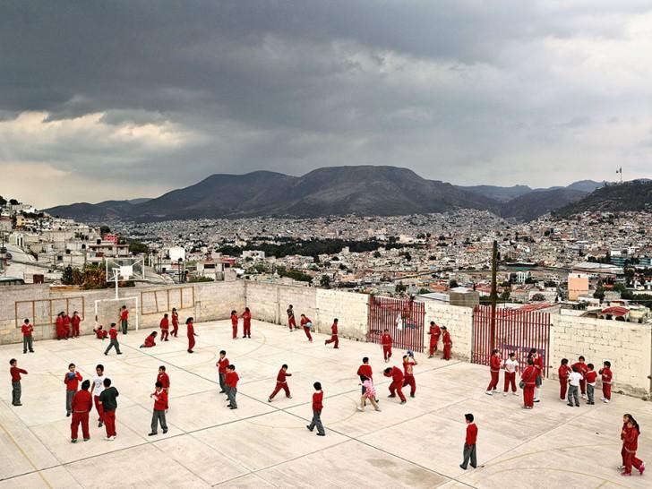 Emiliano Zapata Elementary School, Pachuca de Soto, Hidalgo, Mexico