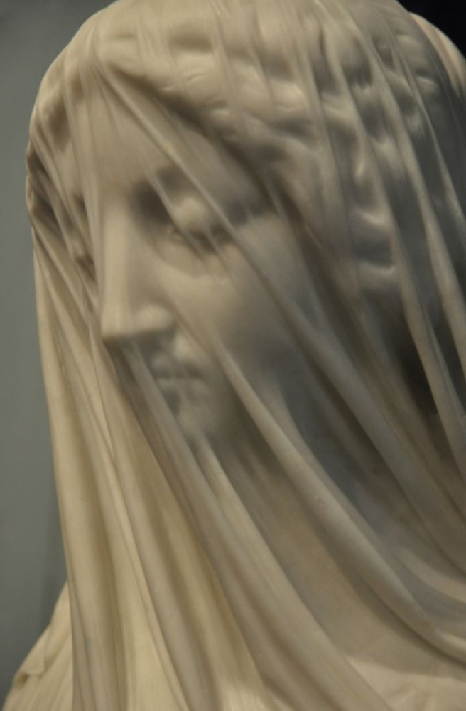 Ta rzeźba jest z marmuru
