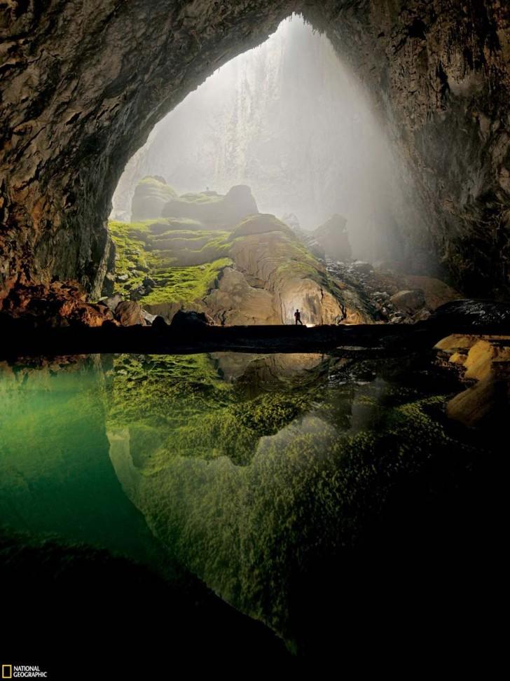 Jaskinia Son Doong, Wietnam