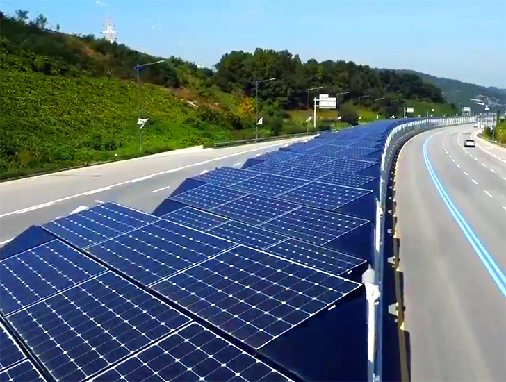 korea-solar-bike-lane
